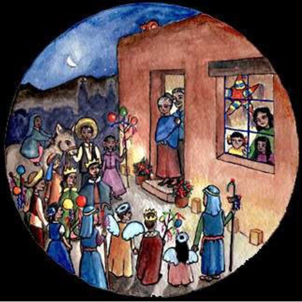 Bilingual Mass & Las Posadas – Sunday, December 17 at noon